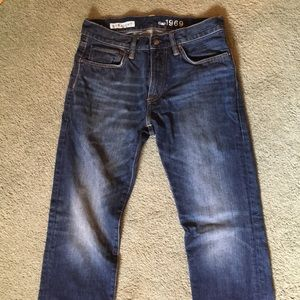 Brand New Without Tags Men's Straight Gap Jeans